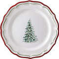 Gien Filets Noel Salad Plate