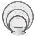 WATERFORD NEWGRANGE PLATINUM FIVE PIECE PLACE SETTING 119974