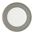 WATERFORD NEWGRANGE PLATINUM ACCENT SALAD PLATE, 9 in. 127212