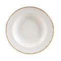 Vera Wang Wedgwood Gilded Leaf Soup Plate 9 in 5C101101012