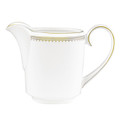 Vera Wang Wedgwood Golden Grosgrain Creamer 50108505617
