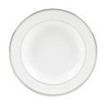 Vera Wang Wedgwood Grosgrain Soup Plate 9 in 50146401012
