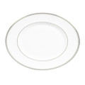Vera Wang Wedgwood Grosgrain Oval Platter 13.75 in 50146403001