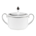 Vera Wang Wedgwood Grosgrain Sugar Bowl 50146405614