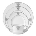 Vera Wang Wedgwood Imperial Scroll 5-piece Place Setting