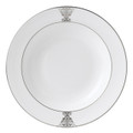 Vera Wang Wedgwood Imperial Scroll Soup Plate 9 in