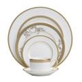 Vera Wang Wedgwood Vera Lace Gold 5-piece Place Setting 50146907730