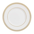 Vera Wang Wedgwood Vera Lace Gold Accent Plate 9 in 50146901005