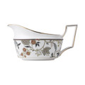 Wedgwood Pashmina Gravy Boat and Stand