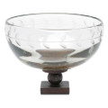 Jan Barboglio Chalice Bowl 6.5wx6.5dx5.25h in 5528CL