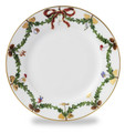Royal Copenhagen Star Fluted Christmas Dessert Plate 7.5 in 1017455