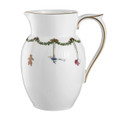 Royal Copenhagen Star Fluted Christmas Serving Jug 30 oz 1017447