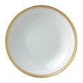 Bernardaud Athena Gold Coupe Soup Bowl 7.5 in