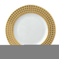 Bernardaud Athena Gold Accent Bread and Butter Plate 6.5 in