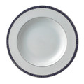 Bernardaud Athena Navy Rim Soup Bowl 9 in