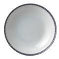 Bernardaud Athena Navy Coupe Soup Bowl 7.5 in