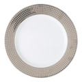 Bernardaud Athena Platinum Service Plate 11.6 in
