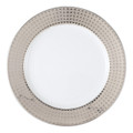 Bernardaud Athena Platinum Accent Plate 8 in