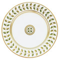 Bernardaud Constance Green Bread and Butter Plate 6.3 in