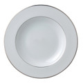 Bernardaud Cristal Rim Soup Bowl 9 in