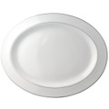 Bernardaud Cristal Oval Platter 15 in