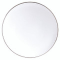 Bernardaud Cristal Coupe Salad Plate 8.3 in
