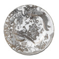 Royal Crown Derby Aves-Platinum-Dinner-Plate-10-in AVEPL00100