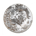 Royal Crown Derby Aves-Platinum-Salad-Plate-8-in. AVEPL00096