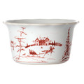 Juliska Country Estate Winter Frolic Ruby Bowl 16 oz CE23/73