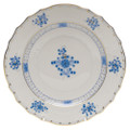Herend Blue Garden Salad Plate 7.5 in WB-3--01518-0-00