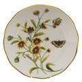Herend American Wildflowers Dinner Plate Indian Blanket Flower 10.5 in FLA-BF20524-0-50