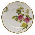 Herend American Wildflowers Salad Plate Passion Flower 7.5 in FLA-PF20518-0-00