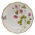 Herend American Wildflowers Salad Plate Red Clover 7.5 in FLA-CL20518-0-00