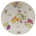 Herend Antique Iris Dinner Plate No.4 10.5 in CIR---01524-0-04