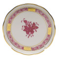 Herend Chinese Bouquet Raspberry Coaster 4 in AP----00341-0-00