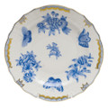 Herend Fortuna Blue Salad Plate 7.5 in VBOB--01518-0-00