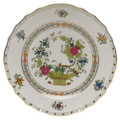 Herend Indian Basket Salad Plate 7.5 in FD----01518-0-00