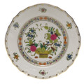 Herend Indian Basket Bread and Butter Plate 6 in FD----01515-0-00