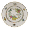 Herend Indian Basket Dessert Plate 8.25 in FD----01520-0-00