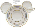 Herend Princess Victoria Light Blue 5-piece Place Setting