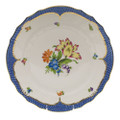 Herend Printemps with Blue Border Dinner Plate No.5 10.5 in BT-EB-01524-0-05