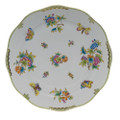 Herend Queen Victoria Round Platter 13.75 in VBO---00155-0-00