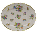 Herend Queen Victoria Turkey Platter 18 in VBO---01100-0-00