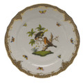 Herend Rothschild Bird Borders Brown Service Plate No.10 11 in ROETM201527-0-10