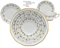 Herend Rothschild Garden 5-Piece Place Setting
