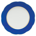 Herend Silk Ribbon Cobalt Blue Service Plate 11 in CB8---20527-0-00