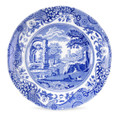 Spode Blue Italian Bread and Butter Plate 6.5 in 1532474