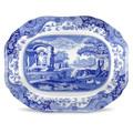 Spode Blue Italian Oval Platter 14 in 1532801