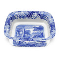 Spode Blue Italian Square Dish 10 in 1893841