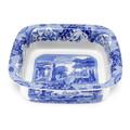 Spode Blue Italian Square Dish 10 in 1893841